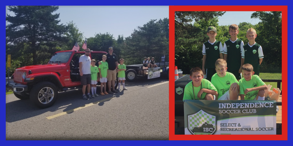 City of Independence 4th of July Parade